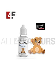 27 Bears 13 ml-Capella Silverline