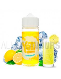 Lemonade 100 ml TPD Yeti ice
