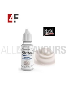 Whipped Marshmallows 13 ml-Capella Silverline