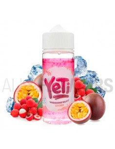 Passionfruit Lychee 100 ml...