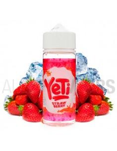Strawberry 100 ml TPD Yeti ice