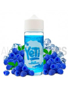 Blue Raspberry 100 ml TPD...