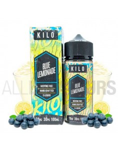 Blue Lemonade V2 100 ml TPD...