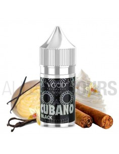Cubano Black 30ml Vgod