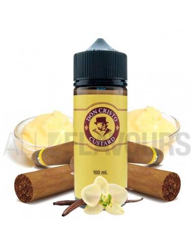 Don Cristo Vanilla 100 ml TPD Don Cristo