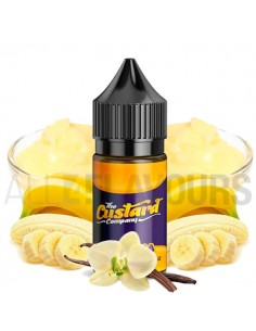 Banana Custard 30 ml The...