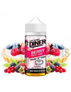 Berry Fruit Tart 50ml TPD...
