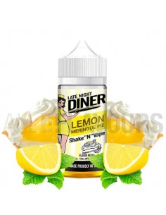 Lemon Meringue Pie 50ml TPD...