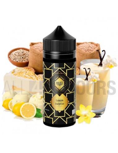 Lemon Surprise 100ml TPD Best Vap