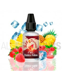 Hidden Potion Red Pineapple...