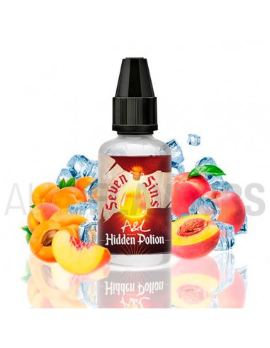 Hidden Potion Seven Sins 30 ml...
