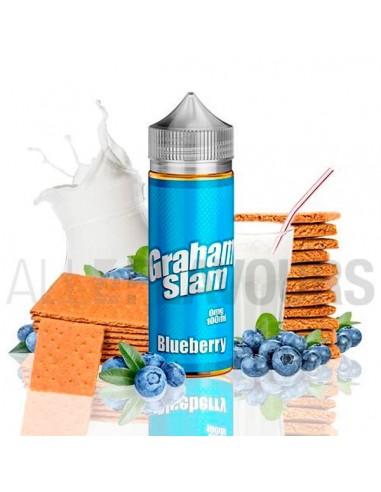 Blueberry 100ml TPD Graham Slam By...
