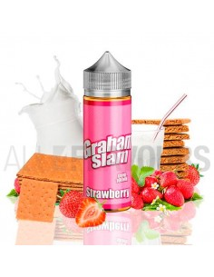 Strawberry 100ml TPD Graham...