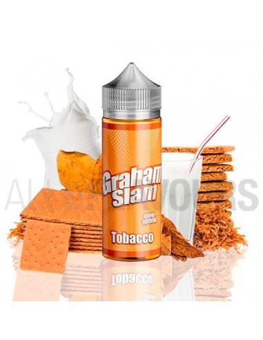 Tobacco 100ml TPD Graham Slam By Mamasan
