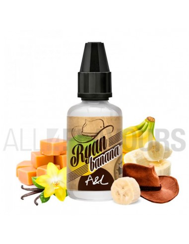 Ryan Banana 30 ml Ultimate by A&L
