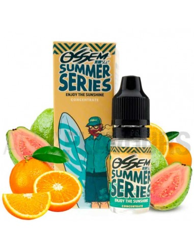 Hawaii Soursop Orange 10ml Ossem