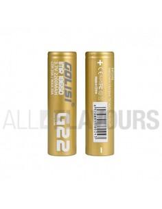Batería Golisi G22 18650...