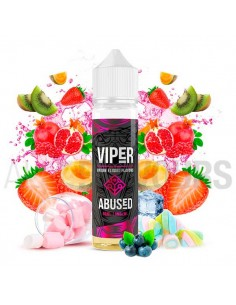 Abused 50ml Viper Eliquid