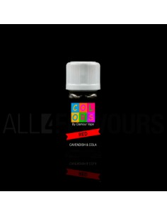 Colors Red 10 ml Clamour Vape