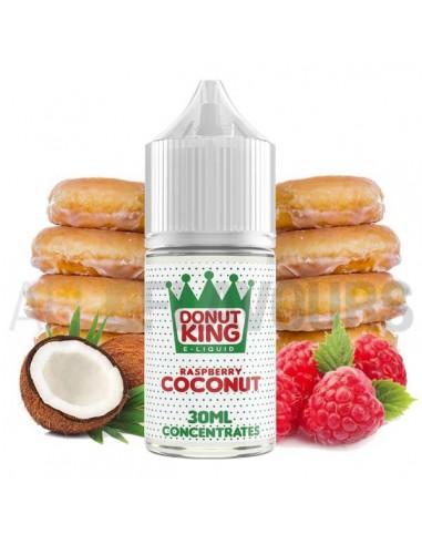 Raspberry Coconut 30 ml Donut King