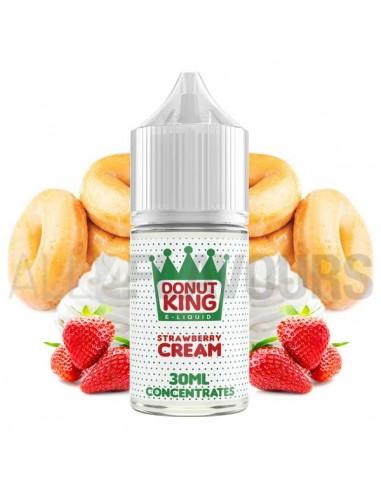 Strawberry 30 ml Donut King