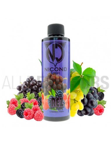 Rez 30 ml Nicond Shaman Juice