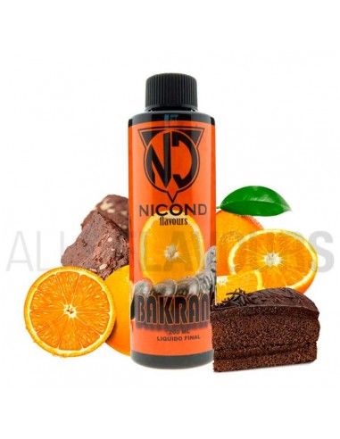 Bakrang 30 ml Nicond Shaman Juice