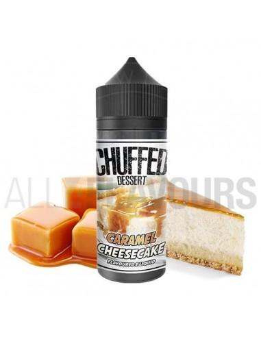 Caramel Cheesecake 100 ml Chuffed...