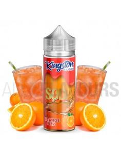 Orange Fizz 100 ml Kingston...