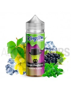 Grape Zingberry 100 ml...