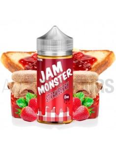 Strawberry 100 ml Jam Monster