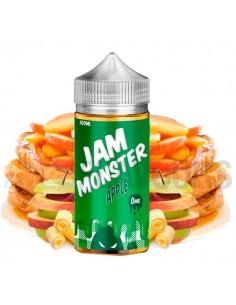 Apple 100 ml Jam Monster