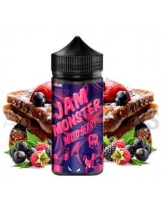 Mixed Berry 100 ml Jam Monster