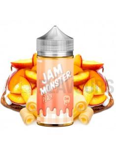 Peach 100 ml Jam Monster