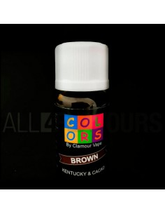 Colors Brown 10 ml Clamour...