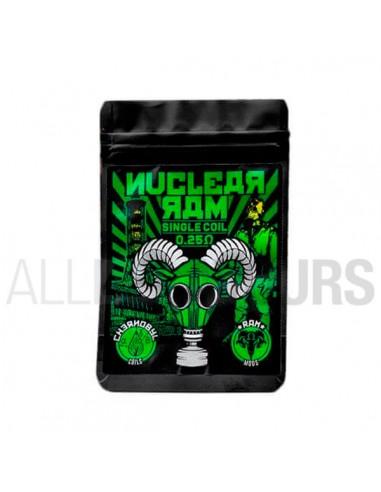 Nuclear Ram Single 0.25 Ohm Chernobyl...