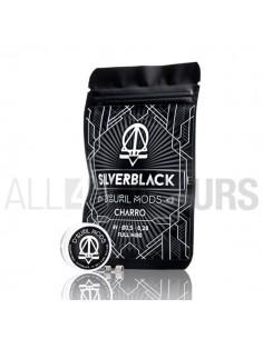 Resistencias artesanales Silverblack Single Ohm D'Buril & Charro Coils