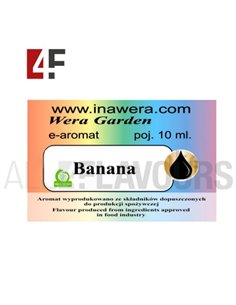 Banana 10 ml- Inawera