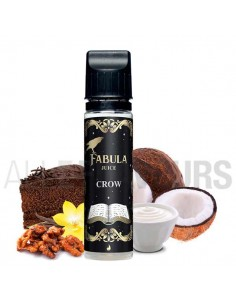 Líquido vapeo Crow 50 ml Fabula by Drops
