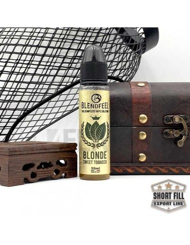 Blonde 50 ml Blendfeel Eliquid