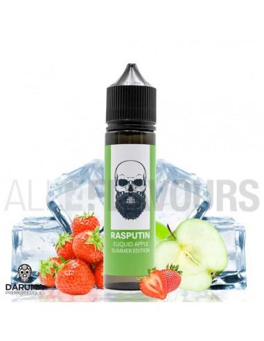 Un líquido con sabor manzana con fresas que te va a encantar. Ademas viene con ese toque super fresco que lo hace único!