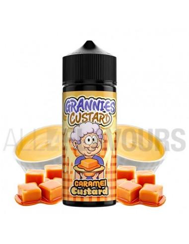 Caramel Custard 100 ml Grannies Custard