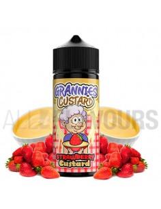 Strawberry Custard 100 ml...