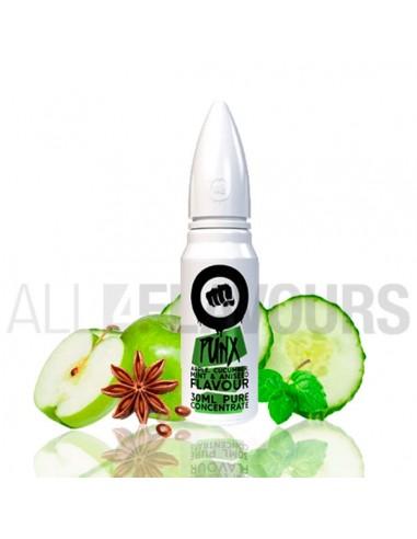 Cucumber Apple Anise 30 ml Riot Squad