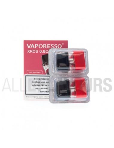 Cartuchos Vaporesso Xros 2 ml (pack 2)