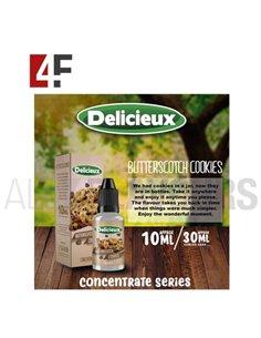 Butterschotch Cookies10 ml- Delicieux