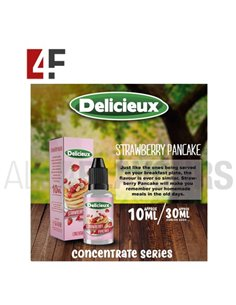 Strawberry Pancake10 ml- Delicieux
