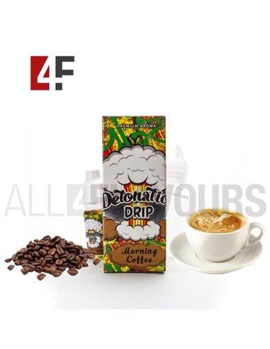 Morning Coffee 10 ml- Detonation Drip
