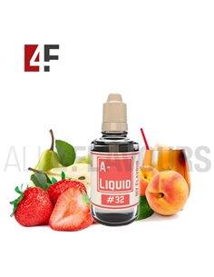Creamy fruit Coctail 30 ml- A-Liquid