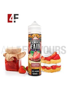 Strawberry Pound Cake 12 ml- Famous Fair